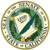 Californian senate California Bill SB 1186