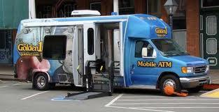 Conveniences of a Mobile ATM