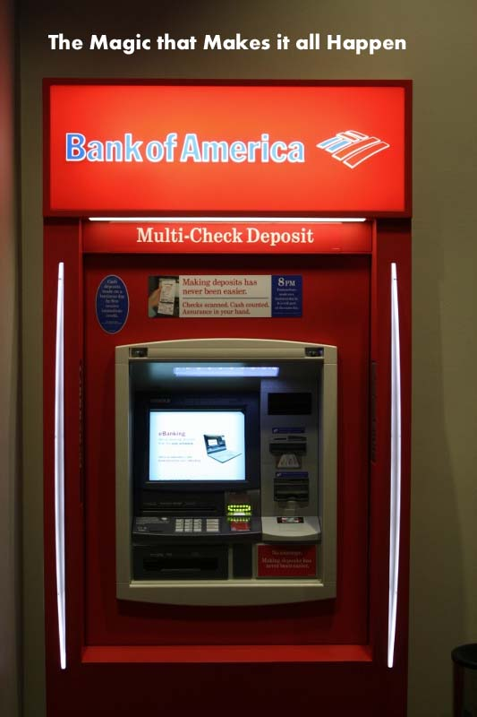 ATM Networks: The Magic that Makes it all Happen