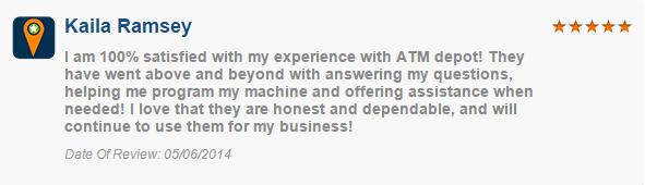 ATM Business Testimonial