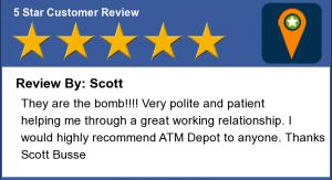 Testimonial from Scott